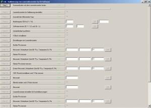 kalibrierungssoftware